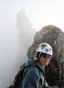 Rock Climbing Photo: Helmet Art