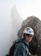 Rock Climbing Photo: Helmet Art