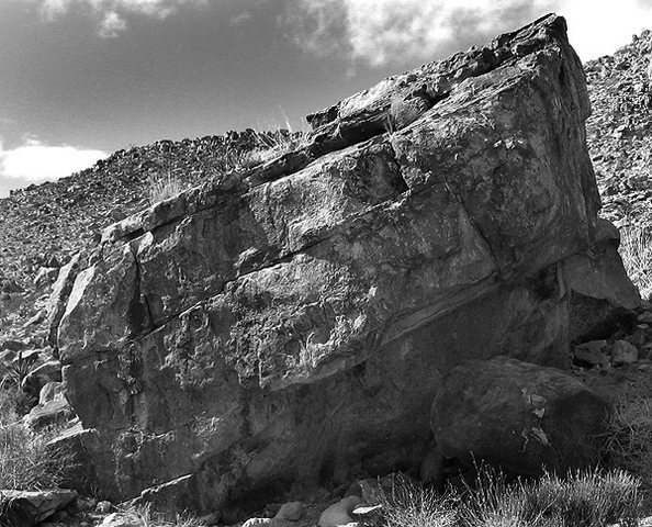 Rock Climbing Photo: The Habanero. Photo by Blitzo.