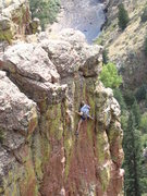Rock Climbing Photo: Can't remember which one this is....