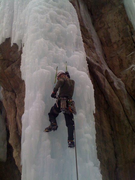 Rock Climbing Photo: Clay
