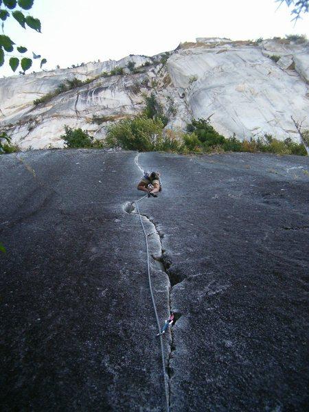 Rock Climbing Photo: Climb?
