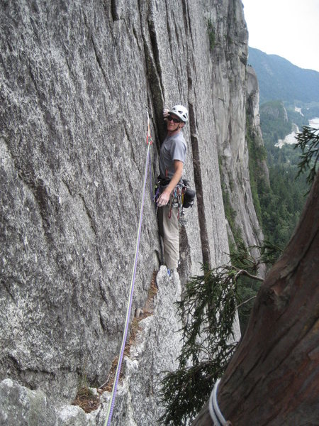 Rock Climbing Photo: somewheres