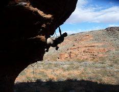 Rock Climbing Photo: Jeremy Steck on Farmers Market.