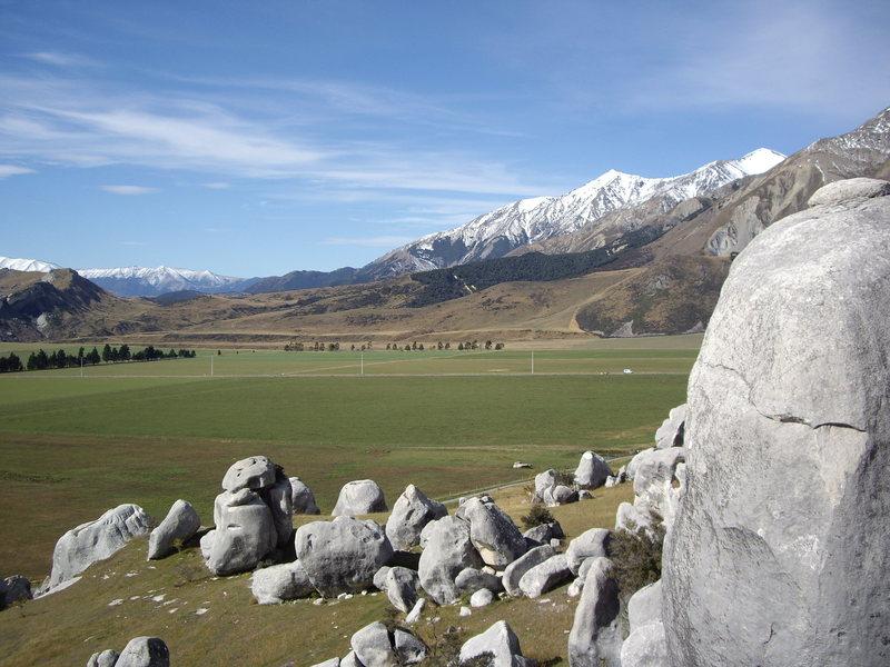 Rock Climbing Photo: Spittle Hill