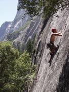 Rock Climbing Photo: Tyson G on jamcrack