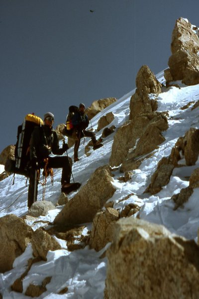 Rock Climbing Photo: Denali by  Thumb