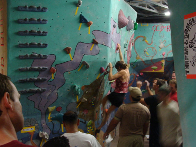 Rock Climbing Photo: 2009 T&D Fest