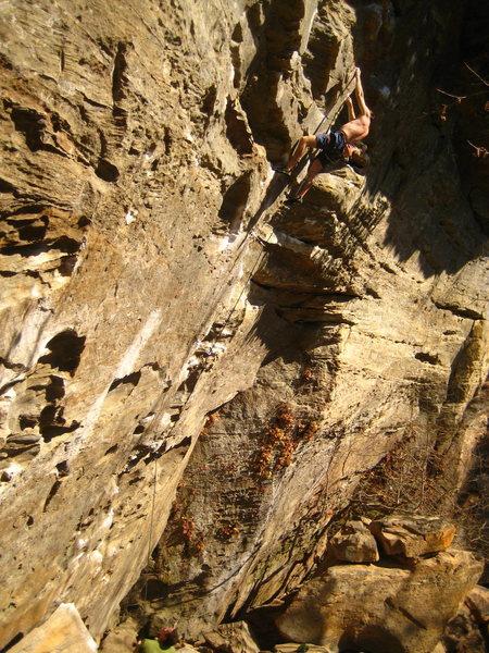 Rock Climbing Photo: Ro Shampo