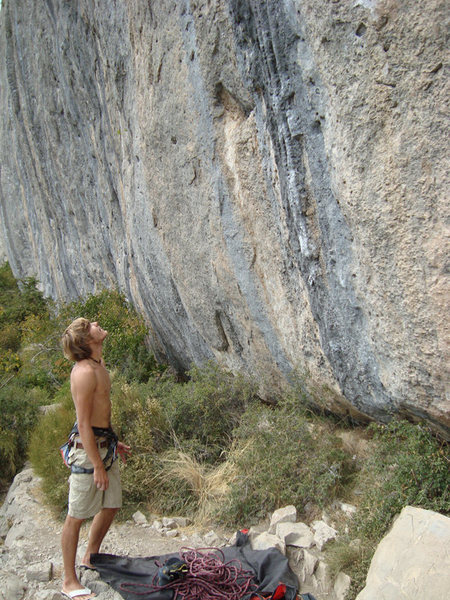 Rock Climbing Photo: Ceuse
