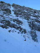 Rock Climbing Photo: Classic Colorado ice.