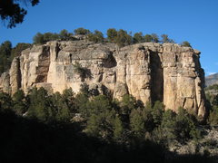 Rock Climbing Photo: Cash Wall from The Vault.