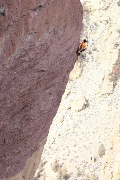 Rock Climbing Photo: Photo: Mike Anderson