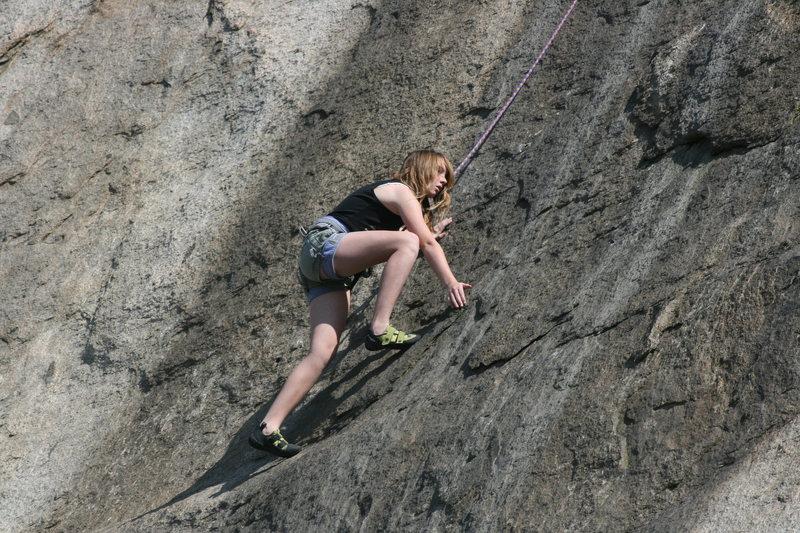 Rock Climbing Photo: ClimbX   3-13-10