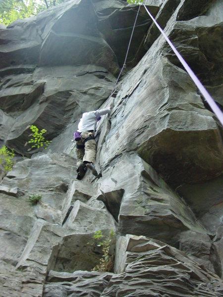 Rock Climbing Photo: Stepchild