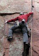 Rock Climbing Photo: Profiley Styley