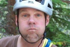 Rock Climbing Photo: Just me.