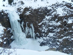 Rock Climbing Photo: March 13th, 2010, 1 day ascent of Mrs. Mesa. 14 mi...