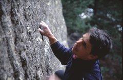 Rock Climbing Photo: At Avalon