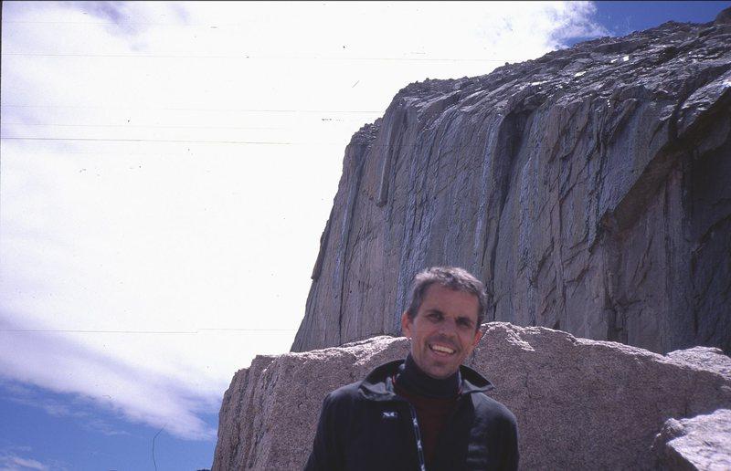 Rock Climbing Photo: Chasm View, June 2001.