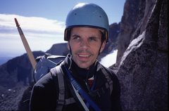 Rock Climbing Photo: On Kieners, June 2001