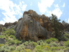 Rock Climbing Photo: Ultimate Boulder, Little Rincons.
