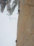 Rock Climbing Photo: guess
