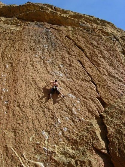Rock Climbing Photo: shouldn't be to hard