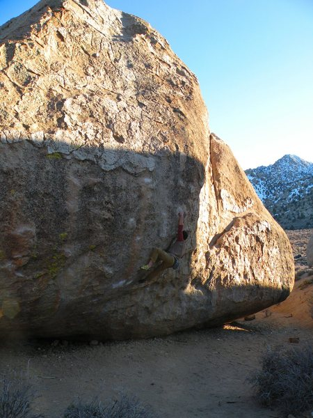 Rock Climbing Photo: High Plains Drifter