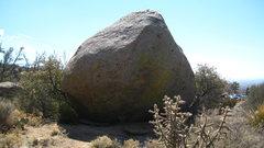 Rock Climbing Photo: Scrapula