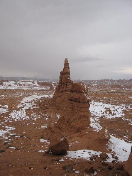 Rock Climbing Photo: Towers!