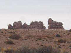 Rock Climbing Photo: summits every where!