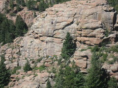 Rock Climbing Photo: Training Grounds