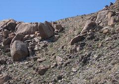 Rock Climbing Photo: Re-Todd Boulders. Photo by Blitzo.