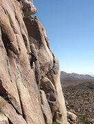 "Rock Climbing Photo: FA of ""Crimpergirl"". Photo by Blitzo."
