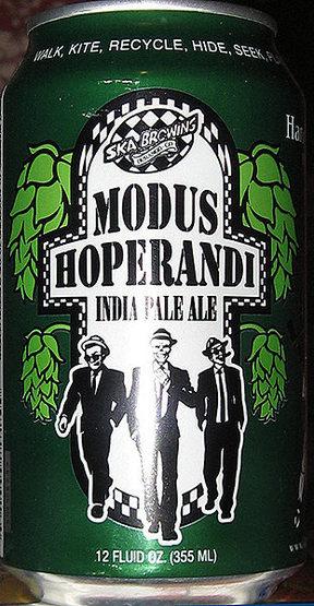 Try Modus Hoperandi.<br> <br> Photo by Blitzo.<br>