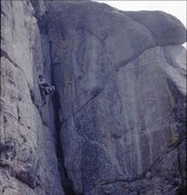 Rock Climbing Photo: Rock was really happy about sending this one-  &qu...