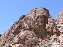 Rock Climbing Photo: Dont know who the last people to climb here are, b...
