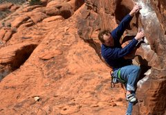 Rock Climbing Photo: One Eyed Jacks