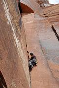 Rock Climbing Photo: Skraps.