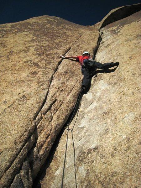 Rock Climbing Photo: jong magnet