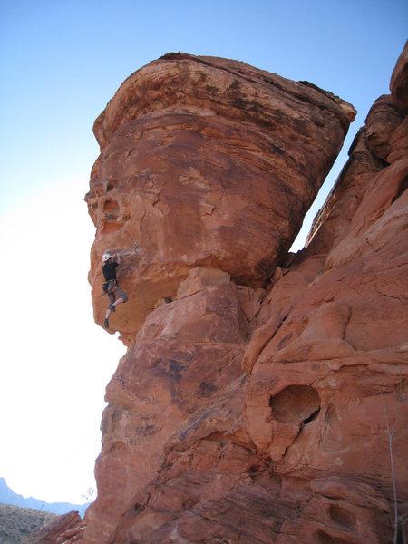 Rock Climbing Photo: Side Effects