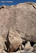 "Rock Climbing Photo: ""High Energy"". Photo by Blitzo."