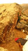 Rock Climbing Photo: Dyno.