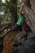 Rock Climbing Photo: A quick taste of what the project is...