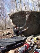 Rock Climbing Photo: short but sweet