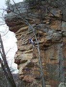 Rock Climbing Photo: Varmit.