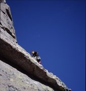 Rock Climbing Photo: Age Axe.