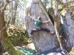 Stretch Arm Strong, V5. Brand new problem put up on March 19.