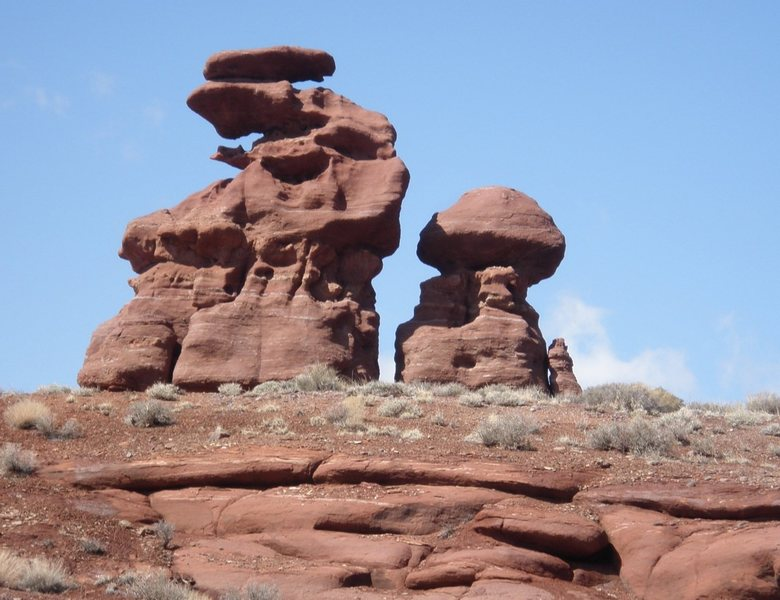 Rock Climbing Photo: Carson Tower